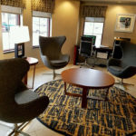 lobby area seating